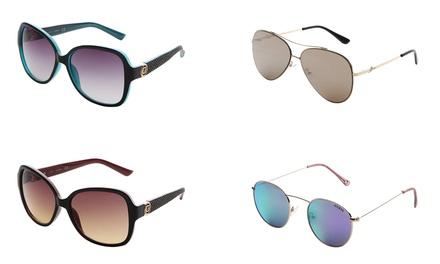 Dameszonnebrillen van het merk Guess