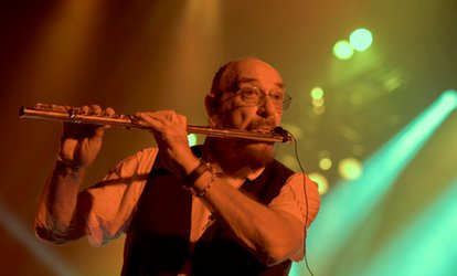 Ian Anderson Presents: Jethro Tull 50th Anniversary Tour on Sunday, July 1 at 8 p.m.