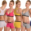 Angelina Bras or Boxer Shorts in Regular and Plus Sizes (6-Pack)
