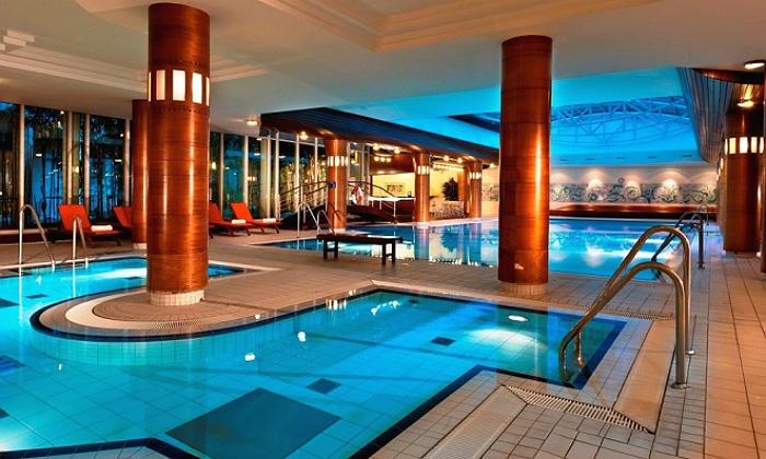Radisson Blu Park Hotel In Radebeul
