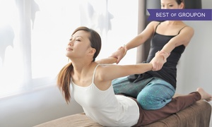 Up to 63% Off at Siam Orchid Traditional Thai Massage at Siam Orchid Traditional Thai Massage, plus 9.0% Cash Back from Ebates.