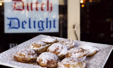 $20 for $40 to Spend on a Dutch Breakfast, Lunch or Dinner at Dutch Delight   Birkenhead