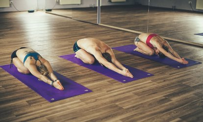 Up to 71% Off at Bikram Yoga Jacksonville