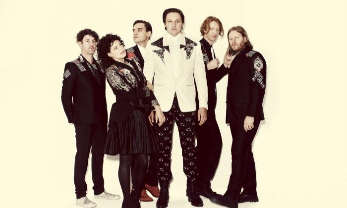 Arcade Fire: Reflektor Tour - Kanata Lakes - Marchwood Lakeside - Morgan's Grant - Kanata: Arcade Fire: Reflektor Tour at Canadian Tire Centre on Friday, March 14, at 7:30 p.m. (Up to 37% Off)