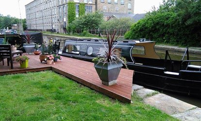Canal Boat Day-Hire for Up to 12 from Evie Dayboat Hire (51% Off)
