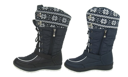 Comfy Moda Alaska Cold Weather Women's Boots