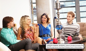 Star Avenue Hookah Lounge: $20 Off Purchases $65 or More at Star Avenue Hookah Lounge