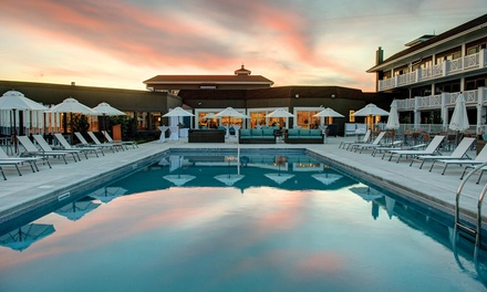 Stay, with a Flight of Beer, at ICONA Avalon in Avalon, NJ. Dates into February 2018.