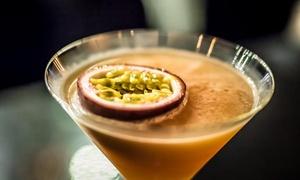 Nirvana Bar: Three or Six Cocktails at 5* Nirvana Bar (Up to 64% Off)