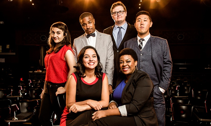 The Second City's Deep Cuts or Improv All-Stars - North Side: The Second City's Deep Cuts or Improv All-Stars at UP Comedy Club on September 1–December 15 (Up to 43% Off)