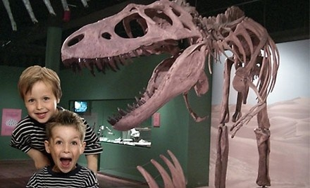 1-Year Individual Museum Membership with 4 Guest Passes (a $35 value) - South Carolina State Museum in Columbia