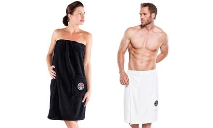 Nebulus saunahanddoek voor dames of heren, voor € 16,99 korting