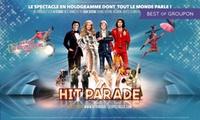 1 place catégorie au choix pour la tournée Hit Parade, les 10 et 11 juin 2017 dès 34 € au Zenith de Strasbourg