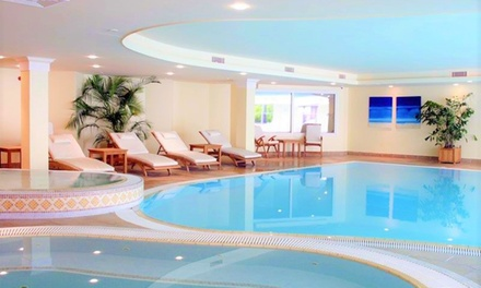 Cornwall: Superior King Room for Two with Breakfast, Bottle of Prosecco and Optional Dinner at 4* Hustyns Hotel and Spa