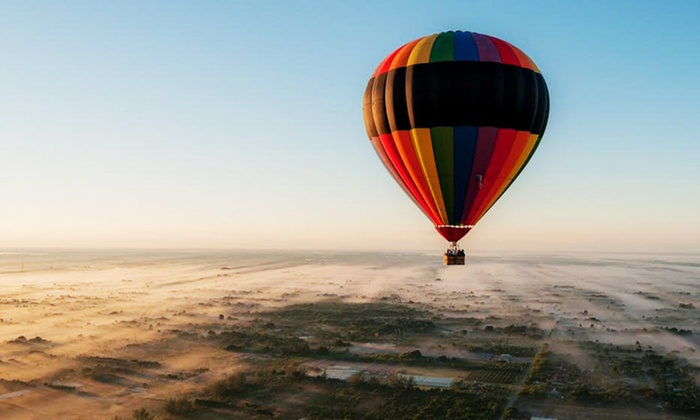 Sunrise Balloons Miami - Sunrise Balloons Miami: 45-Minute Hot-Air-Balloon Ride for Two on a Weekday or Weekend from Sunrise Balloons Miami (27% Off)