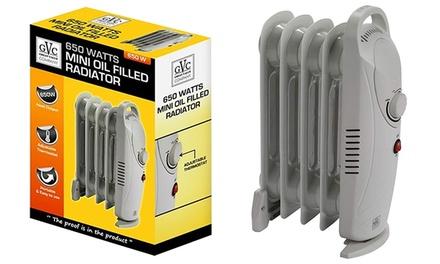 GVC Oil Heater with Radiator