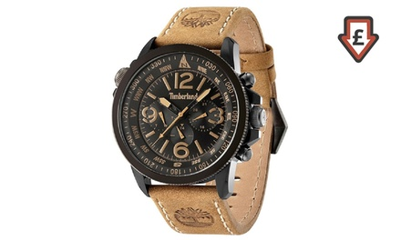 Timberland Campton Mens Wrist Watch