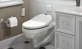 Brondell Swash 900 Luxury Bidet Seat