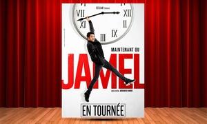 """Nuits d'artistes: Place en catégorie 2 ou 1 pour """"Maintenant ou Jamel"""", le 22 novembre 2017 à 20h30 dès 29 € au Splendid de Saint-Quentin"""