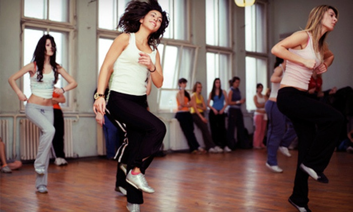 Zumba with Raquel Call - Multiple Locations: 10 or 20 Zumba Classes from Zumba with Raquel Call (Up to 83% Off)