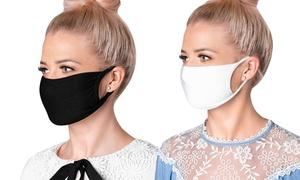 Lot de masques doux et ajustables