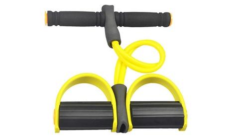 Reductor de tiro elástico para entrenar hombros y brazos
