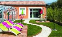 Spa privatif avec en option modelage pour 1 ou 2 personnes dès 14,90 € au Spa Source De La Sainte Baume
