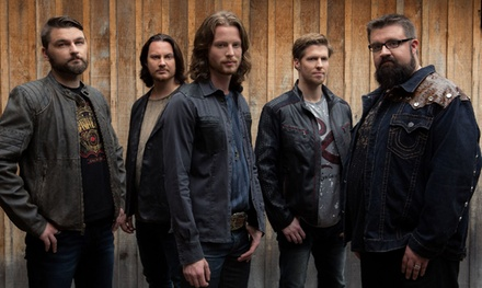 Home Free on August 9 at 7:30 p.m.