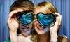 City Lights Photo Booth - Los Angeles: $450 for a Four-Hour Photo-Booth Rental with Velvet-Rope Package from City Lights Photobooth ($900 Value)