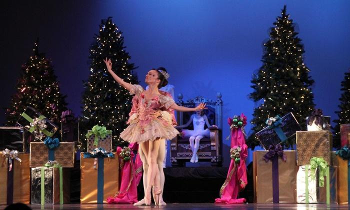 """""""The Nutcracker"""" Ballet - Act II"""