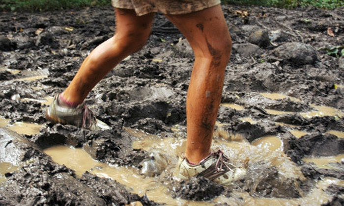 Running Dead Zombie Mud Run - Elverta: $29 for a 5K Race Entry for One at Running Dead Zombie Mud Run (Up to $75 Value)