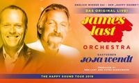 Ticket für das James Last Orchestra mit Gastgeber Joja Wendt am 02.05. in der Olympiahalle München (bis zu 35% sparen)
