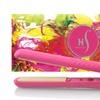 "Colorful Seasons 7 Hot Pink 1.5"" Ceramic Flat Iron"