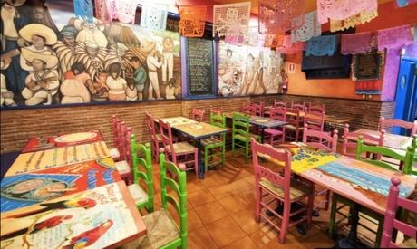 Menú para 2 con entrante, principal, bebida y chupito o postre en La Mordida Fuentes