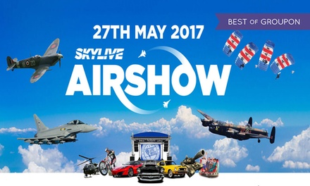 SkyLive Airshow 27th May 2017