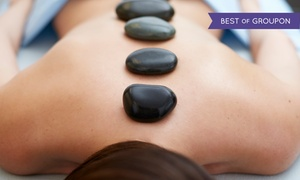 Pampers Beauty: One or Three 60-Minute Hot-Stone Massages at Pampers Beauty (61% Off)