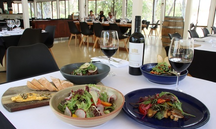 $105 for Two-Course Lunch and Bottle of Wine for Two People at Chateau Yaldara - Barossa Valley (Up to $181 Value)