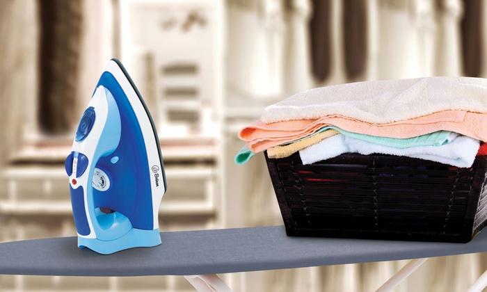 Fer repasser sans fil groupon shopping - Repasser une chemise sans fer ...