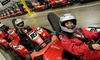 Go Karts at Pole Position Raceway