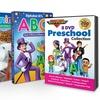 Preschool DVD (8-Piece) and Board Book (4-Piece) Set by Rock 'N Learn