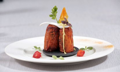 Five-Course Indian Meal for Up to Four at Signature by Sanjeev Kapoor (50% Off)
