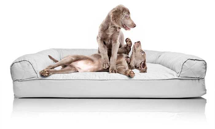 76 Off on SofaStyle Orthopedic Pet Bed Groupon Goods