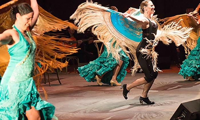 "Siudy Flamenco Intimo - Adrienne Arsht Center : ""Siudy Flamenco Intimo"" on Saturday, December 17, at 8 p.m."