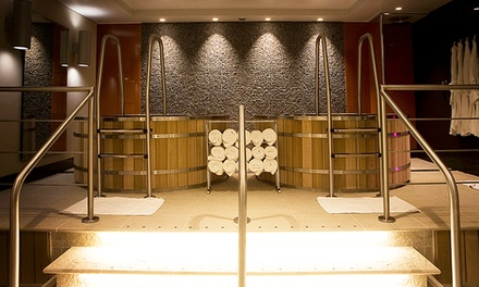 5* Spa Package with One-Hour Treatment, Three-Course Lunch and Champagne for Two at The Athenaeum Spa (Up to 43% Off)