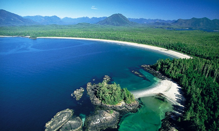 Island Express Air - Sidney: $276.20 for a Roundtrip Flight from Victoria to Tofino from Island Express Air ($423.64 Value)