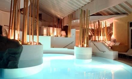 Oberpfalz: 3 Tage für Zwei mit Halbpension und 1x 25 €-Wellnessgutschein pro Gast im 4* Resort Die Wutzschleife