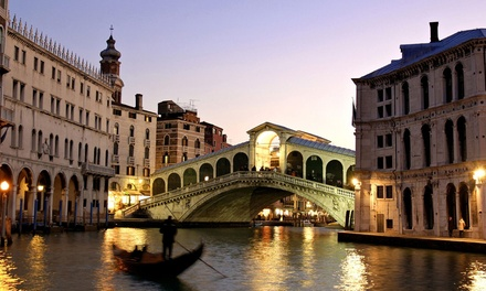 Venezia: camera Superior con colazione per 2 a 64€euro