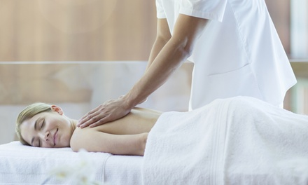 30 or 60Minute Swedish or Hot Stone Massage at Soultree Therapies