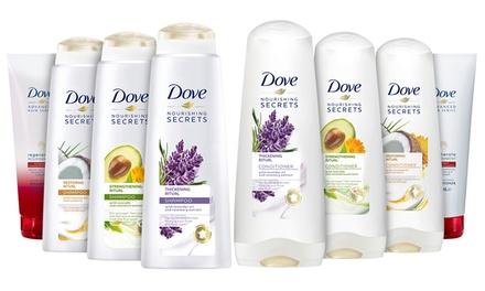 Shampoo e balsamo Dove
