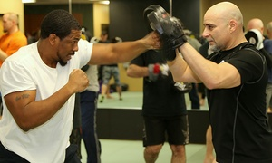 CT Krav Maga & MMA: 10 Fitness Classes or One Month of Unlimited Fitness Classes at CT Krav Maga & MMA (Up to 74% Off)